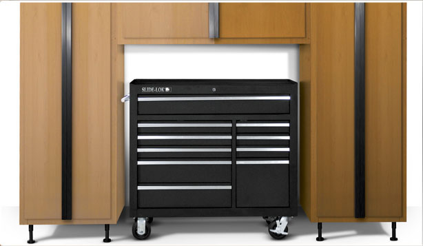 Toolchest Garage Organization, Storage Cabinet Tampa